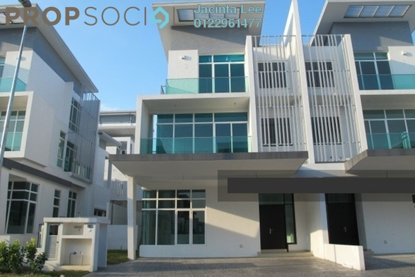 For Sale Semi-Detached at Clover @ Garden Residence, Cyberjaya Freehold Unfurnished 6R/5B 1.17m