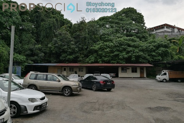 For Rent Land at Taman Cheras Permai, Batu 9 Cheras Freehold Semi Furnished 2R/2B 6k