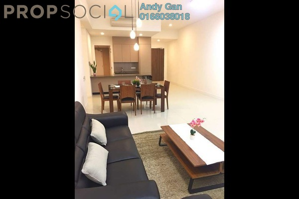 For Rent Condominium at Residensi 22, Mont Kiara Freehold Fully Furnished 4R/4B 8.5k