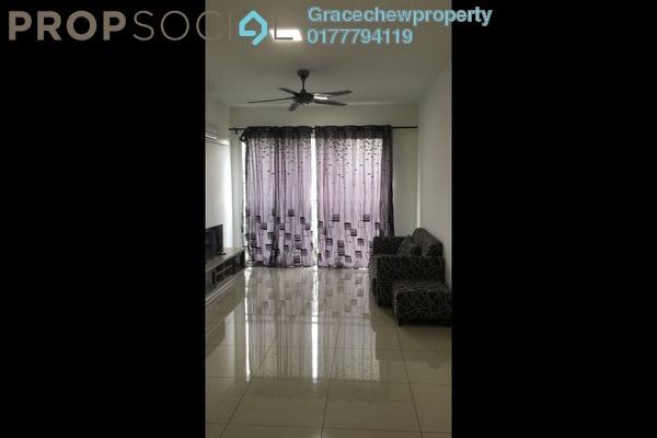 For Rent Serviced Residence at D'Tasek Residences, Johor Bahru Freehold Fully Furnished 3R/2B 1.78k