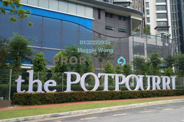 For Rent Condominium at The Potpourri, Ara Damansara Freehold Fully Furnished 2R/2B 2.8k