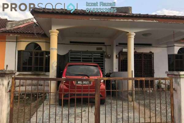 For Sale Terrace at Taman Lintang, Sungai Siput Freehold Unfurnished 3R/2B 150k