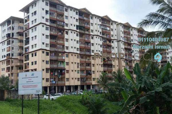For Sale Apartment at Taman Tun Teja, Rawang Freehold Unfurnished 3R/2B 185k