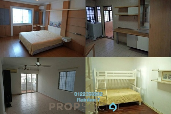 For Sale Condominium at Amadesa, Desa Petaling Freehold Semi Furnished 3R/2B 478k