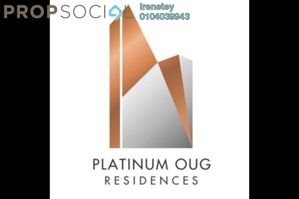 For Sale Condominium at Vista OUG @ Platinum OUG, Bukit Jalil Freehold Semi Furnished 3R/3B 500k
