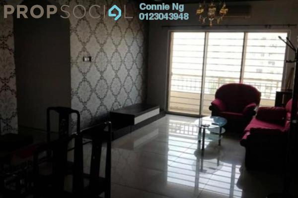 For Rent Condominium at SuriaMas Suites, Johor Bahru Freehold Fully Furnished 4R/2B 2.6k