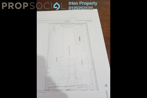 For Rent Office at Arcoris, Mont Kiara Freehold Unfurnished 0R/0B 2.5k