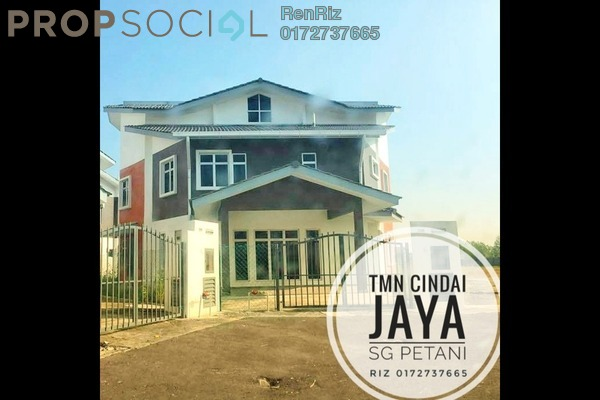 For Sale Semi-Detached at Bandar Perdana, Sungai Petani Freehold Unfurnished 4R/3B 360k