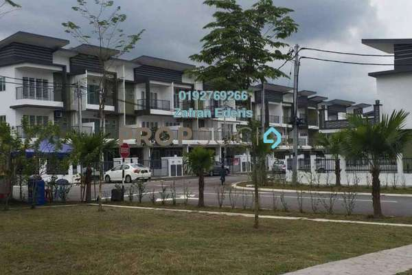 For Sale Terrace at Kampung Sungai Merab Luar, Bangi Freehold Semi Furnished 5R/5B 850k