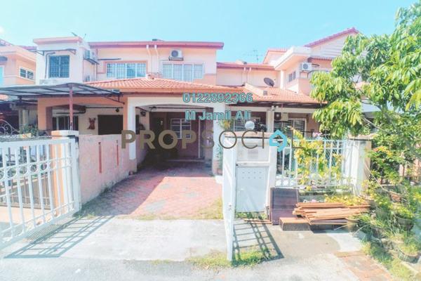 For Sale Terrace at Taman Klang Utama, Klang Freehold Unfurnished 3R/2B 490k