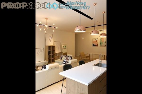 For Rent Condominium at Taman U-Thant, Ampang Hilir Freehold Fully Furnished 4R/3B 12k