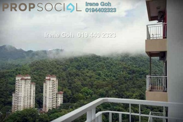 For Sale Condominium at Alpine Tower, Bukit Jambul Freehold Fully Furnished 3R/2B 520k