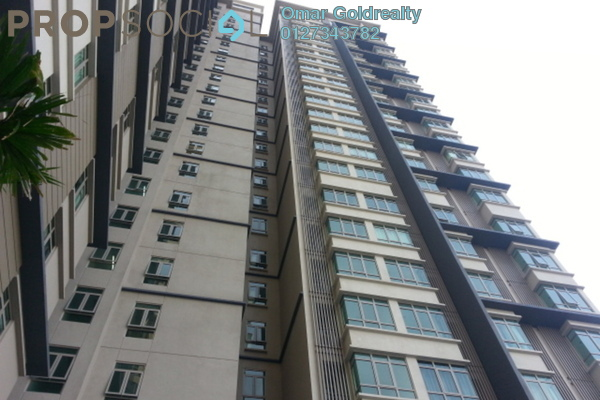 For Sale Condominium at Shaftsbury Square, Cyberjaya Freehold Semi Furnished 1R/1B 325k