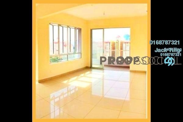 For Sale Condominium at Platinum Lake PV21, Setapak Freehold Unfurnished 3R/2B 610k