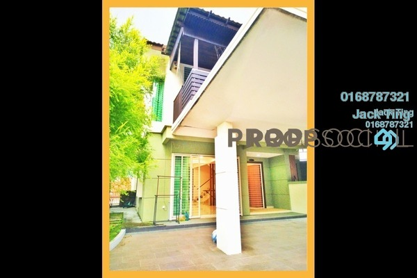 For Sale Terrace at Sering Ukay, Ukay Freehold Semi Furnished 6R/5B 1.58m