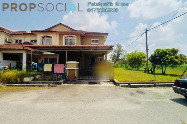 For Sale Terrace at Bandar Puncak Alam, Kuala Selangor Freehold Unfurnished 4R/3B 390k