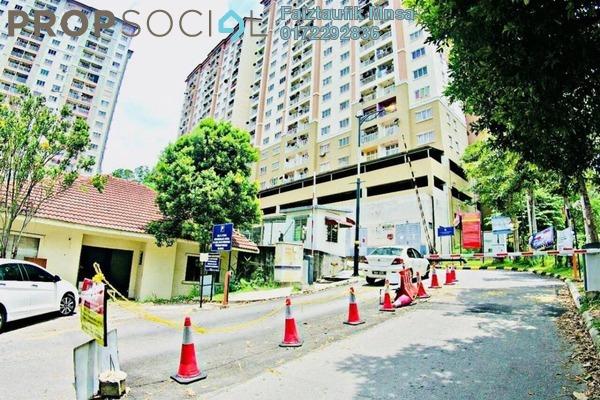 For Sale Apartment at Taman Jasa Utama, Batu Caves Freehold Semi Furnished 3R/2B 255k