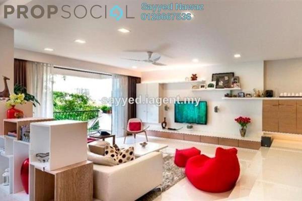For Sale Condominium at Panorama Residences, Sentul Freehold Semi Furnished 2R/2B 560k