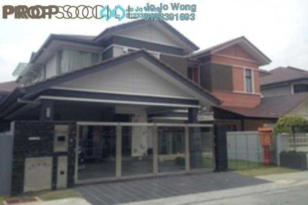 For Rent Semi-Detached at Taman Villa Putra, Bukit Rahman Putra Leasehold Semi Furnished 5R/4B 2.6k