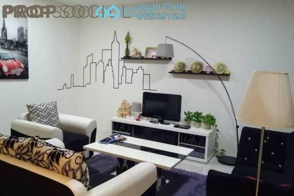 For Rent Condominium at Putra One, Bukit Rahman Putra Freehold Fully Furnished 3R/2B 1.8k