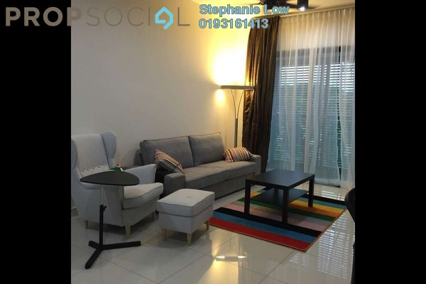 For Rent Condominium at Isola, Subang Jaya Freehold Fully Furnished 3R/2B 3.6k