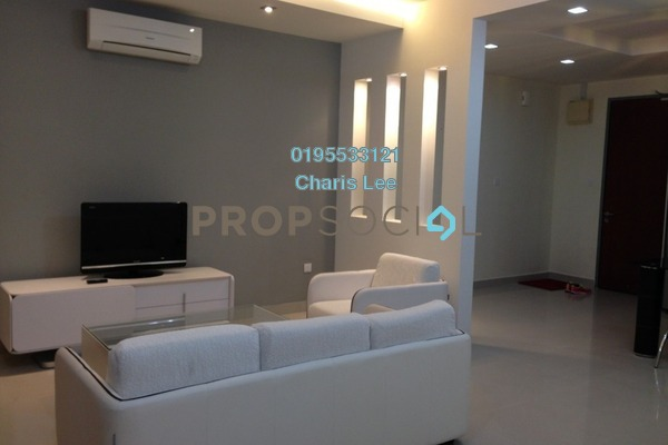 For Sale Serviced Residence at Ritze Perdana 2, Damansara Perdana Freehold Fully Furnished 1R/1B 490k