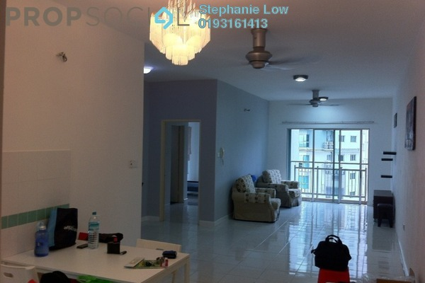 For Sale Condominium at Metropolitan Square, Damansara Perdana Freehold Fully Furnished 3R/2B 610k
