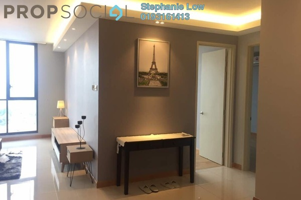 For Sale Condominium at KL Gateway, Bangsar South Freehold Fully Furnished 2R/2B 985k
