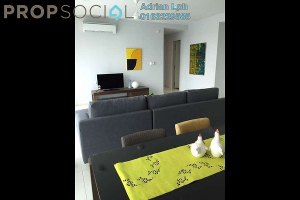 For Rent Condominium at LaCosta, Bandar Sunway Freehold Fully Furnished 2R/1B 3.4k