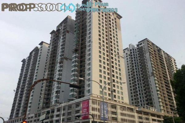 For Rent Apartment at Elit Heights, Bayan Baru Freehold Semi Furnished 3R/2B 2k