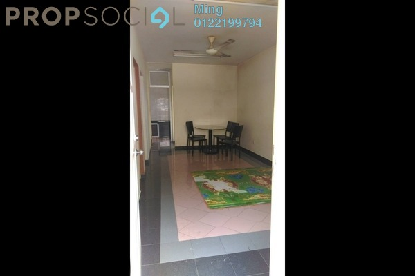 For Rent Apartment at Teratai Apartment, Bandar Mahkota Cheras Freehold Semi Furnished 3R/2B 650translationmissing:en.pricing.unit