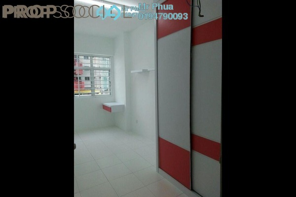 For Rent Condominium at Pinang Laguna, Seberang Jaya Freehold Semi Furnished 4R/2B 1.2k