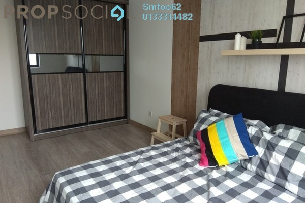 For Rent Condominium at South View, Bangsar South Freehold Fully Furnished 3R/2B 3.5k