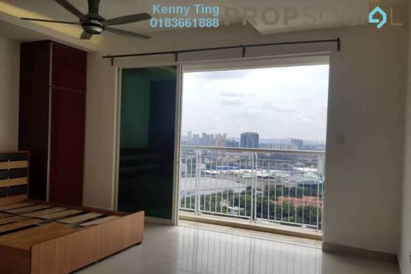 For Rent SoHo/Studio at Ritze Perdana 2, Damansara Perdana Freehold Semi Furnished 0R/1B 1.35k