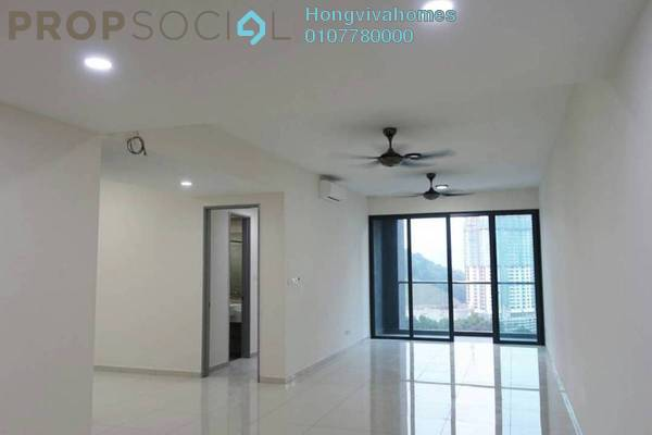 For Rent Condominium at Infiniti3 Residences, Wangsa Maju Freehold Semi Furnished 3R/2B 2.3k