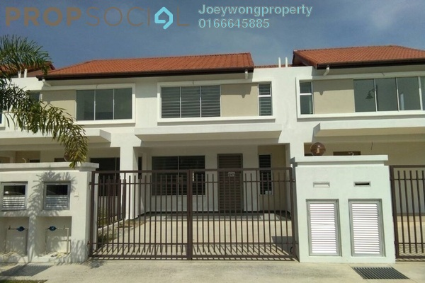 For Rent Terrace at The Link, Bukit Jalil Freehold Semi Furnished 4R/3B 1.8k