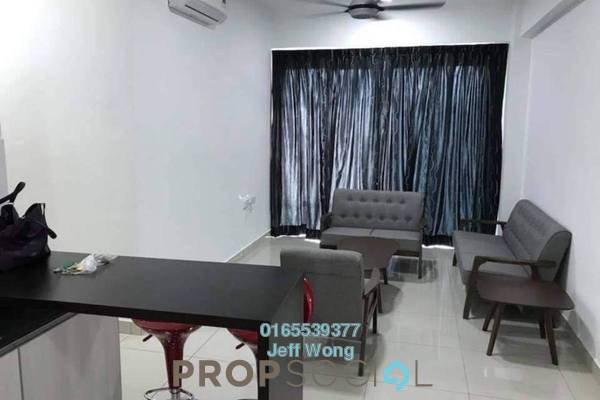 For Rent Condominium at Tropicana Bay Residences, Bayan Indah Freehold Fully Furnished 3R/2B 2.5k