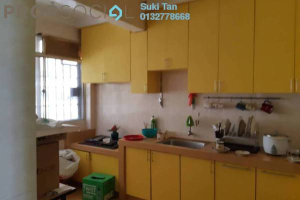 For Sale Apartment at Seri Puri, Kepong Freehold Semi Furnished 3R/2B 428k