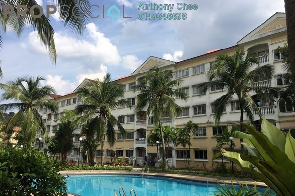 For Rent Condominium at Sri Cassia, Bandar Puteri Puchong Freehold Fully Furnished 3R/3B 900translationmissing:en.pricing.unit