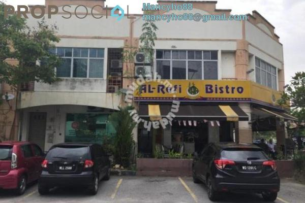 For Rent Shop at Section 13, Shah Alam Freehold Semi Furnished 0R/0B 4k