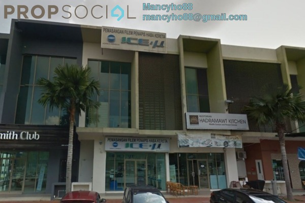 For Rent Shop at Hicom Glenmarie, Glenmarie Freehold Unfurnished 0R/0B 1.8k