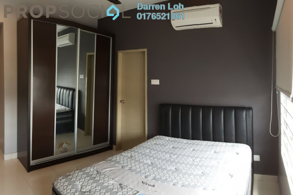 For Rent Condominium at Casa Tropika, Puchong Freehold Fully Furnished 3R/2B 1.4k
