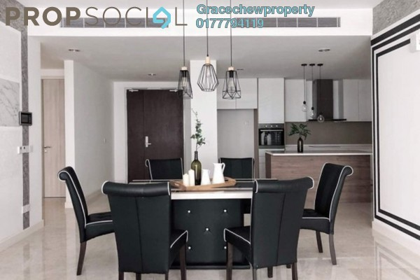 For Rent Serviced Residence at Imperia, Puteri Harbour Freehold Fully Furnished 4R/3B 4.48k