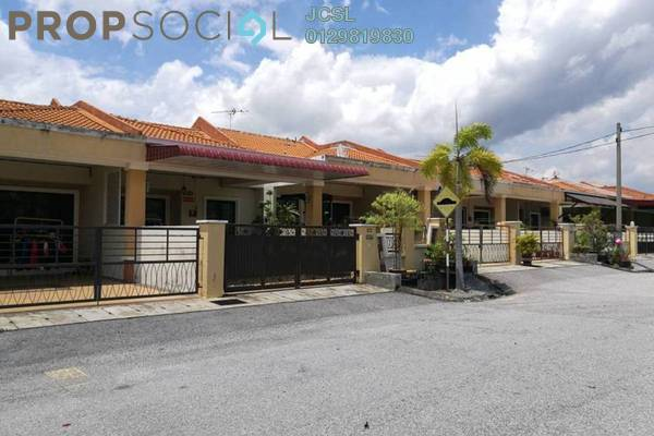 For Sale Terrace at Bandar Seri Botani, Ipoh Freehold Semi Furnished 3R/2B 268k