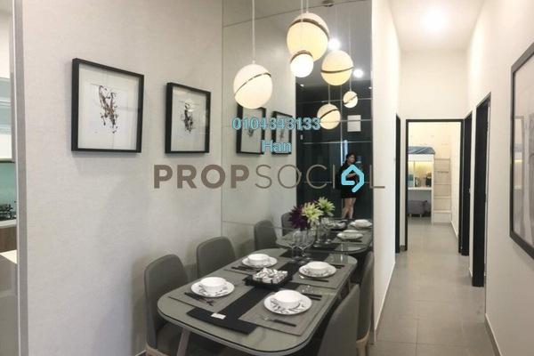 For Sale Condominium at Bandar Teknologi Kajang, Semenyih Freehold Unfurnished 3R/2B 288k