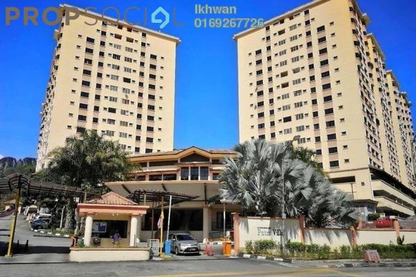 For Sale Condominium at Putra Villa, Gombak Freehold Unfurnished 3R/2B 450k