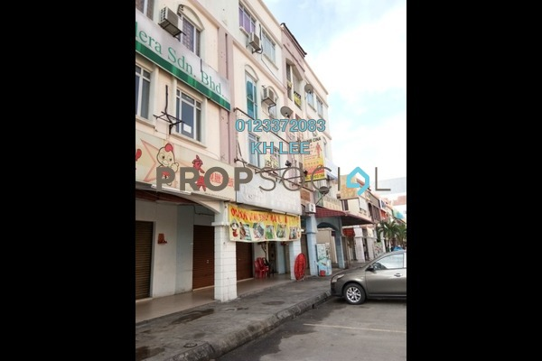 For Sale Office at Pelangi Promenade, Klang Freehold Semi Furnished 3R/2B 198k