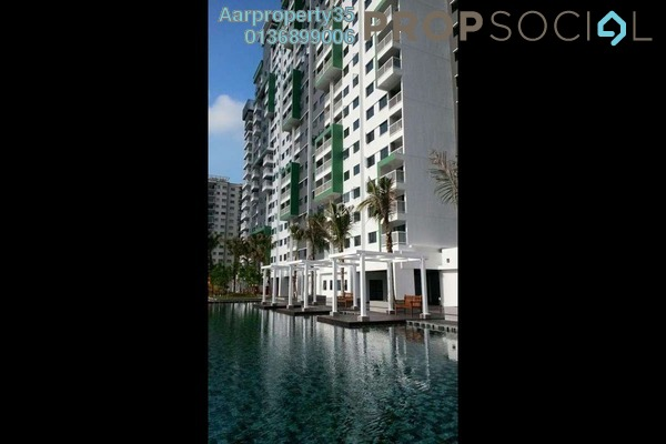 For Sale Condominium at Alam Sanjung, Shah Alam Freehold Unfurnished 3R/2B 400k