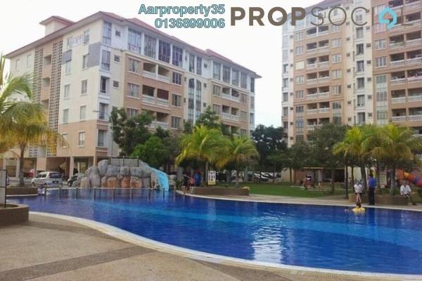 For Sale Condominium at Nilam Puri, Bandar Bukit Puchong Freehold Unfurnished 3R/2B 350k