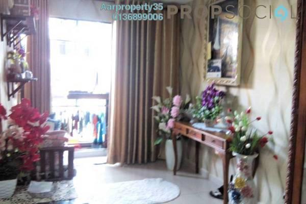 For Sale Apartment at Pandan Mewah, Pandan Indah Freehold Unfurnished 3R/1B 200k